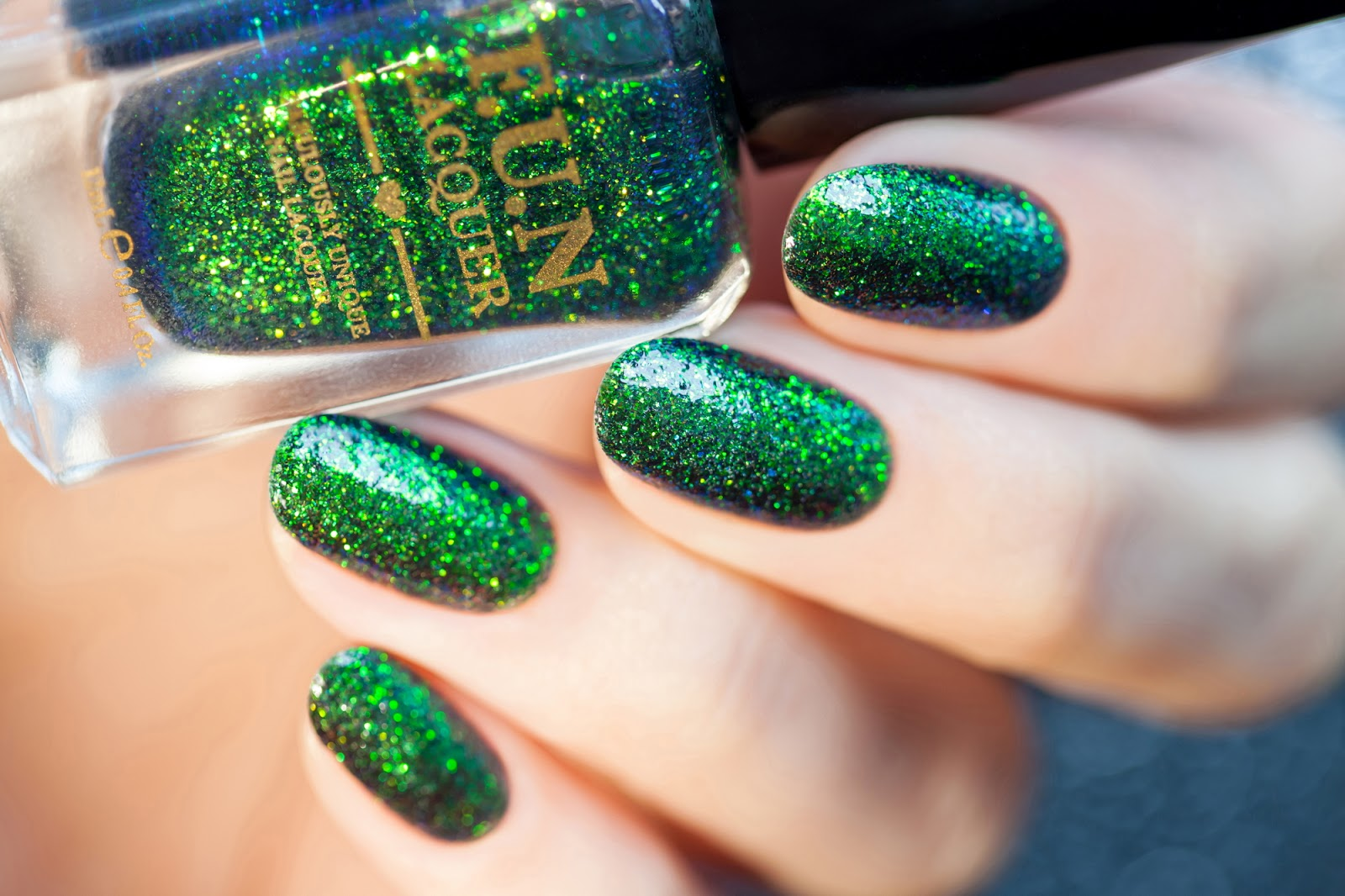 verushka\'s nails: F.U.N Lacquer Christmas 2017 Collection