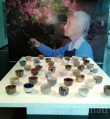 Exposição da Ceramista Toshiko Ishii