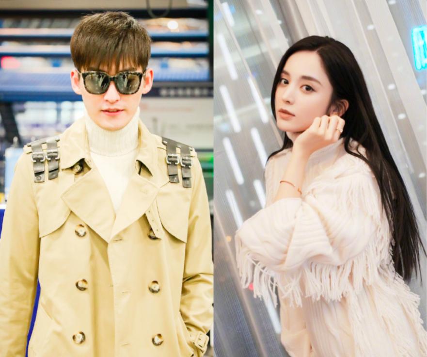Zhang Han and Gu Li Na Zha have broken up since October