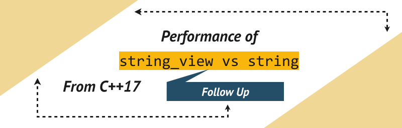 String_View Performance Followup