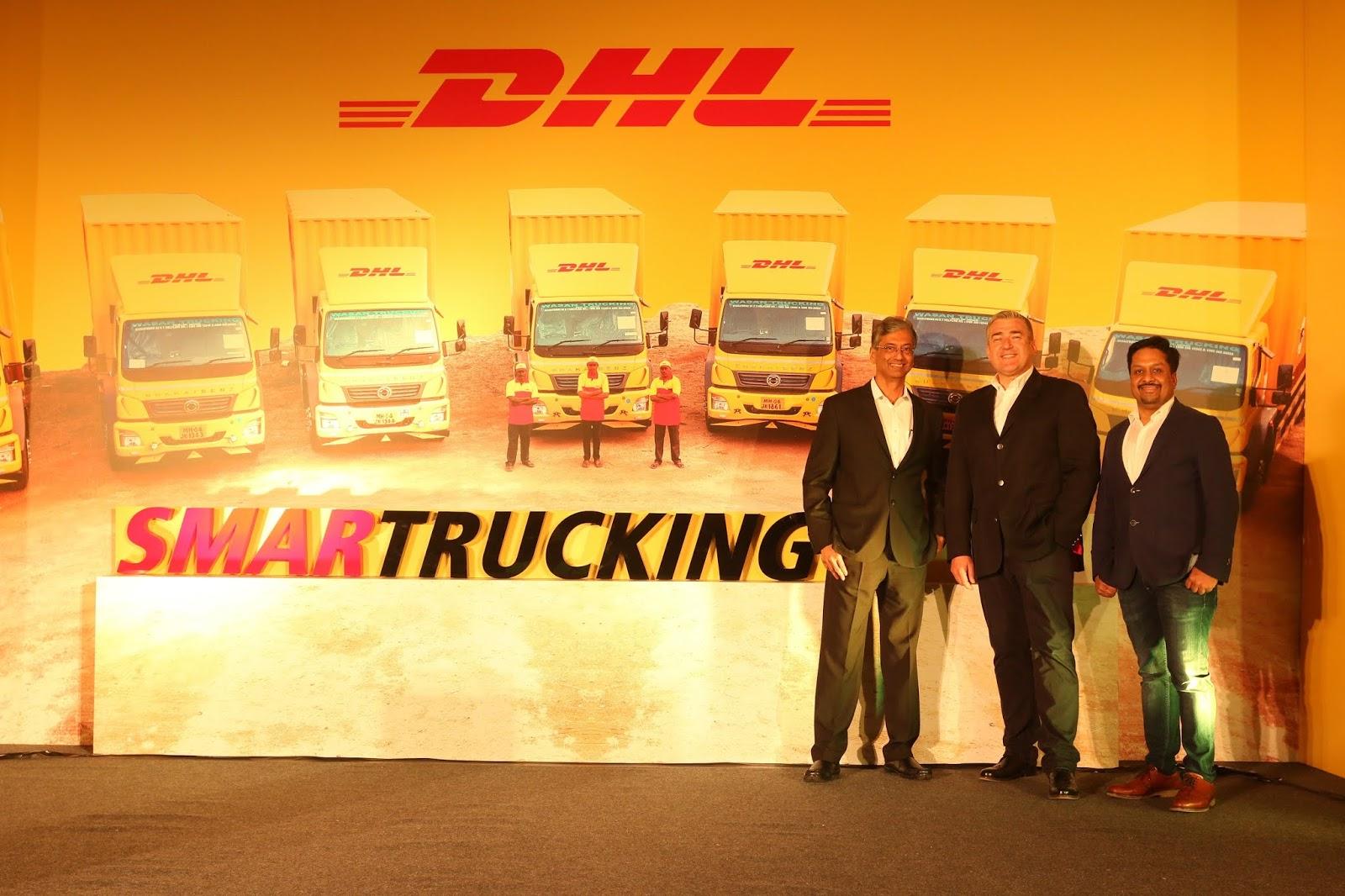 SPIRIT OF MUMBAI: DHL launches innovative road transportation across