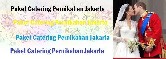 Penyedia Catering Pernikahan di Jakarta