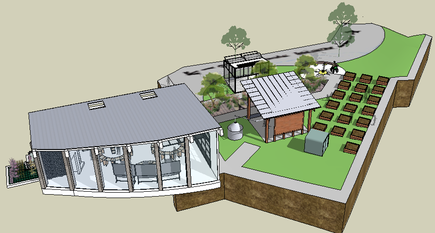 Bonnie's Blog: 3D design for K-12 and beyond: October 2012 on Sketchup Backyard id=37885