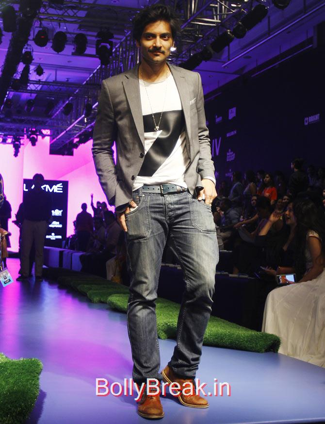 Ali Fazal, Bollywood Celebs Pics from Lakme fashion Week 2015 Day 3