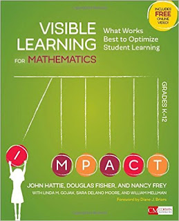 Visible Learning For Mathematics, Grades K-12 PDF