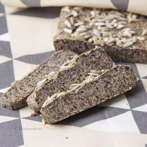 Gluten-Free Quinoa & Chia Bread