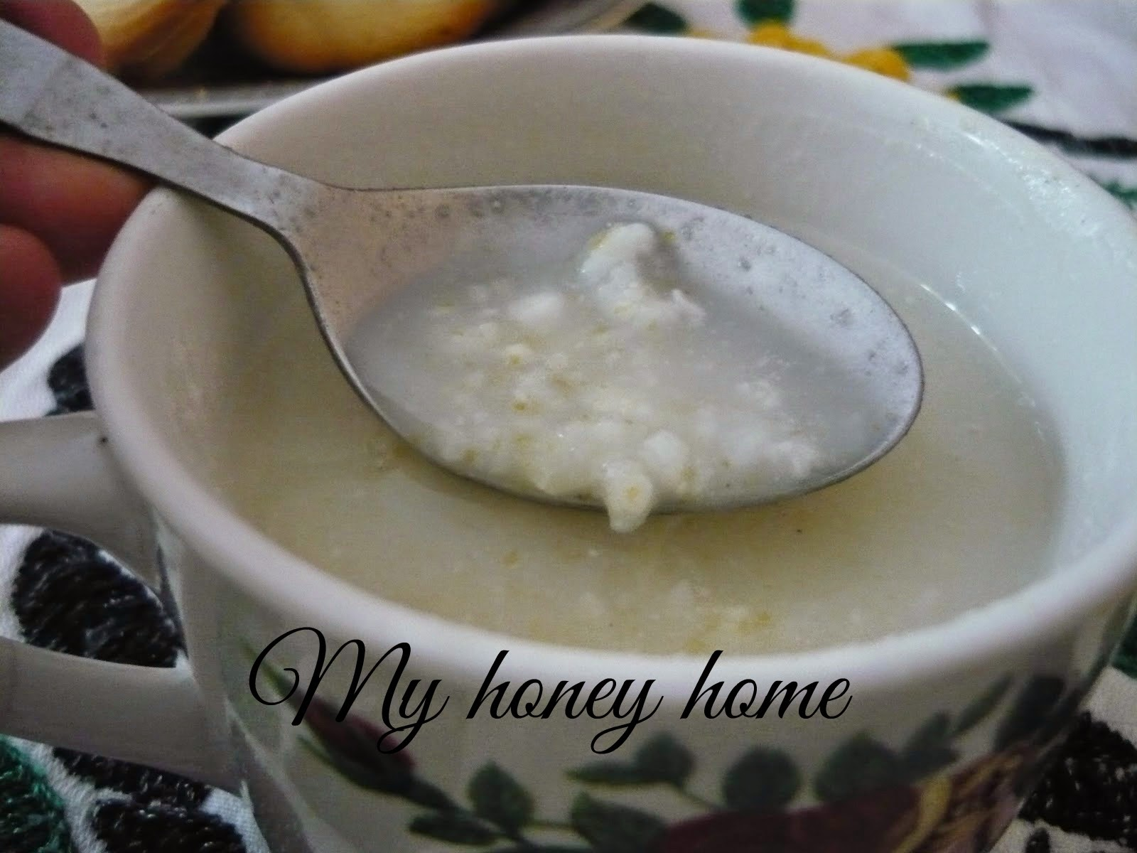 ATOLE DE GRANILLO  Honey home