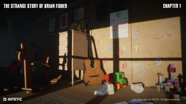 The Strange Story Of Brian Fisher: Chapter 1 (2020) PC Full Español