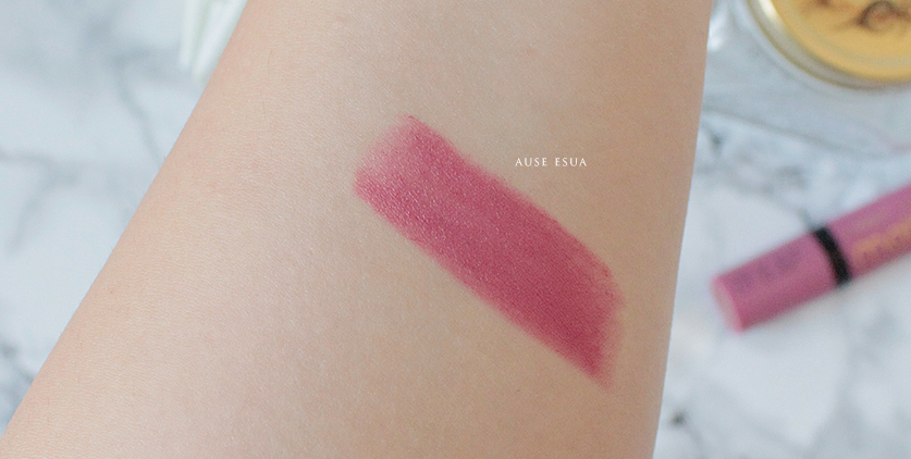 First Time Matte LipStick │First Time Mat Ruj ♡ │ AUSE ESUA