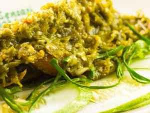 Kuliner Indonesia - Pecel Lele Lela