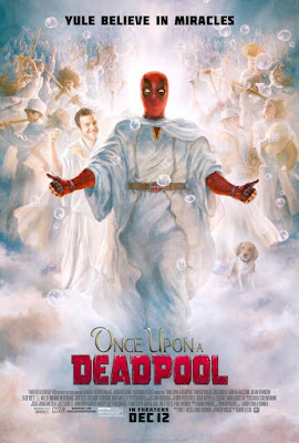 Once Upon A Deadpool 2018 Custom CAM Latino Cam