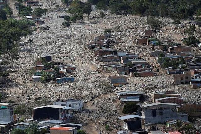 7 Bencana Alam Dahsyat di Dunia Selama 2017 - UPDATE ...