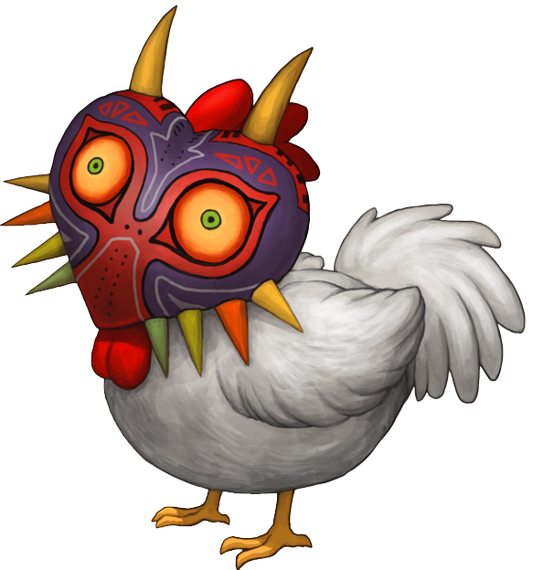 PNG-Gallo // The Legend Of Zelda Majora's Mask