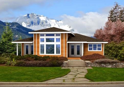 Descargar planos de casas y viviendas gratis fotos de for Casas modernas y grandes