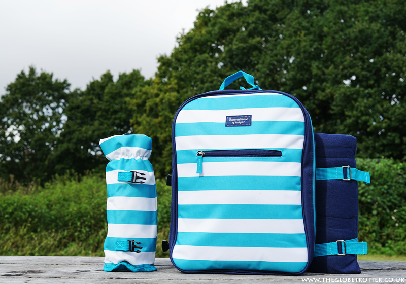 Gift Ideas For The Travel Loving Mom - Katie Jane Home Picnic Backpack