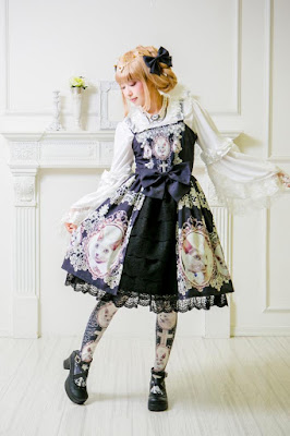 mintyfrills, kawaii, cute, lolita fashion, new, pretty,