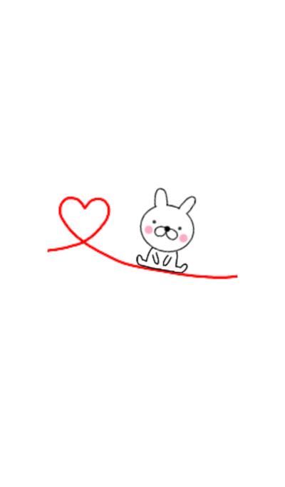 Lovely Rabbit.