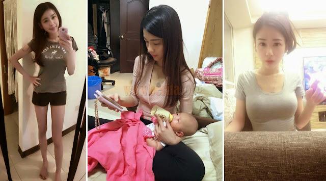 Ibu Berusia 21 Tahun Viral Di Laman Sosial 12 Gambar