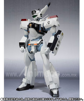 Figura ROBOT SPIRITS SIDE LABOR Ingram 02 Mobile Police Patlabor