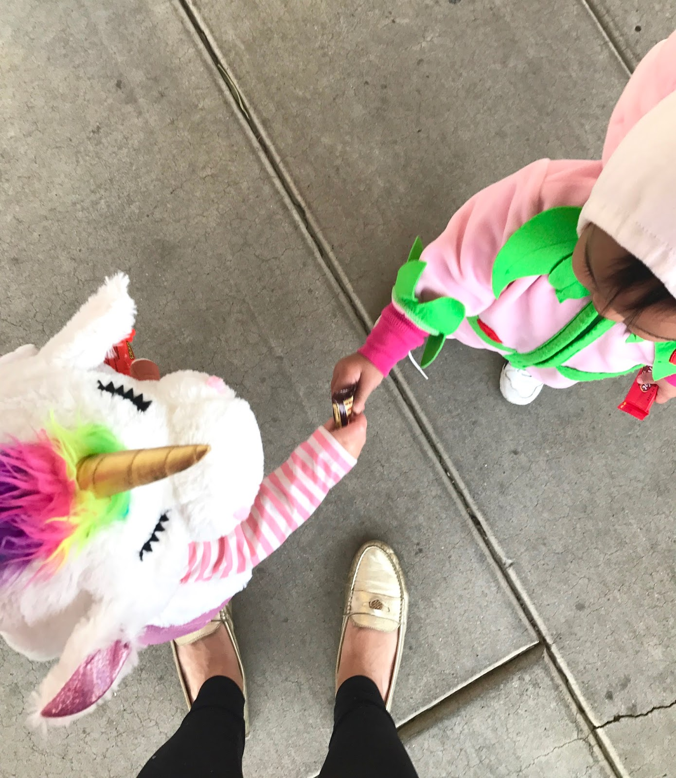 unicorn costume baby