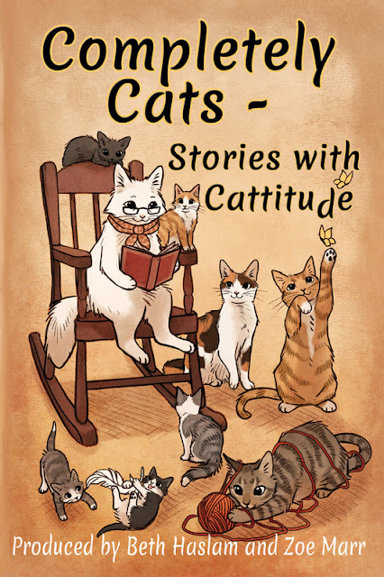 Completely Cats - Stories With Cattitude