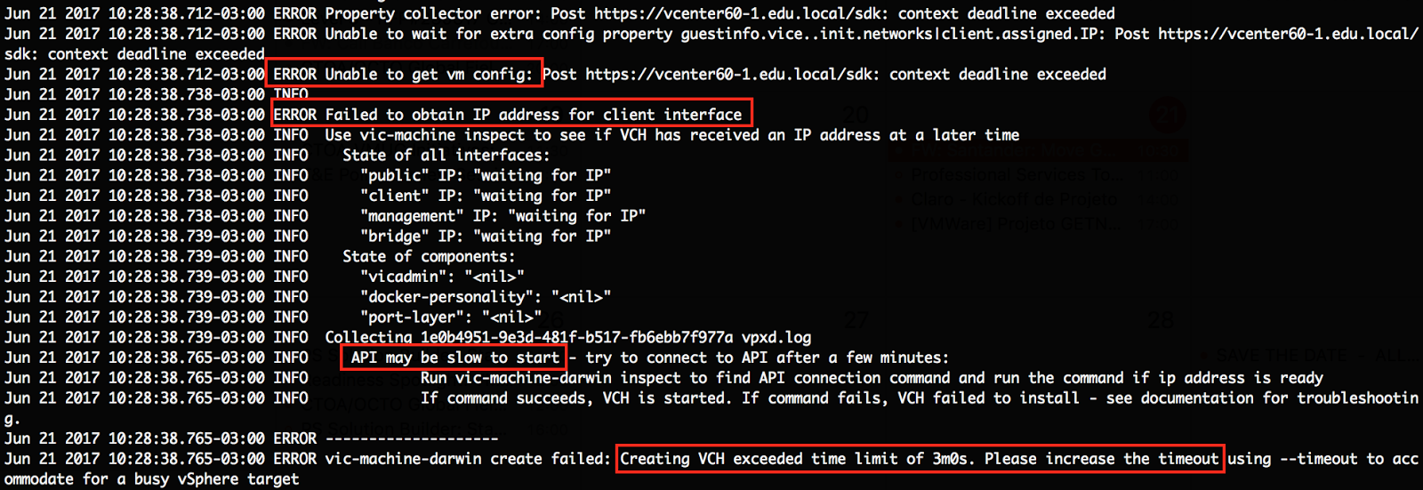 Just Another IT blog: vSphere Integrated Containers