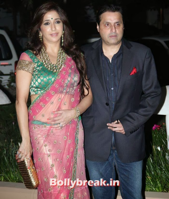 Krishika Lulla, Sunil A Lulla, Who Looked the Hottest at Raghav Sachar - Amita Pathak Wedding?
