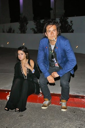 's Going on? Selena Gomez is dating Orlando Bloom