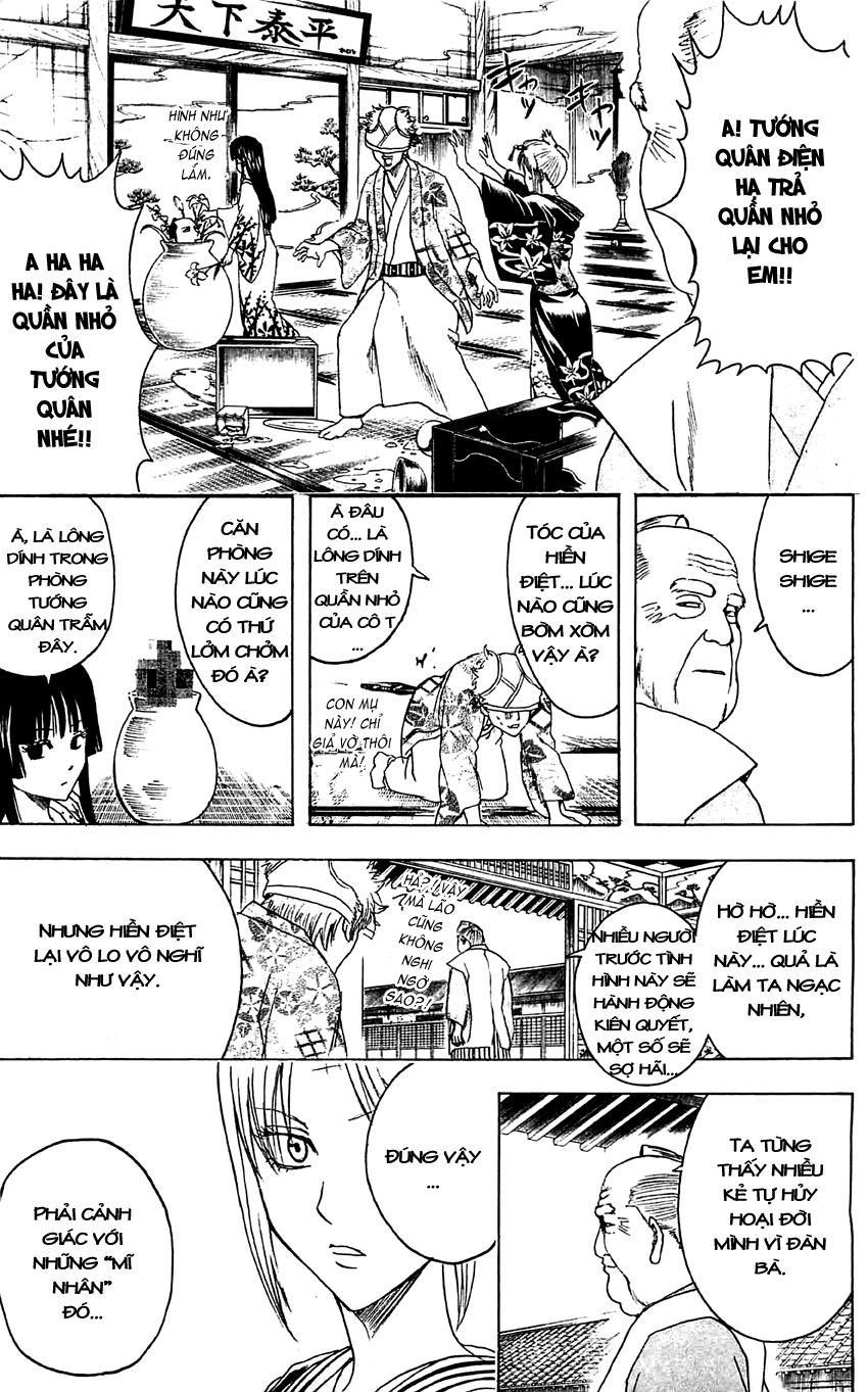 Gintama Chap 388 page 12 - Truyentranhaz.net