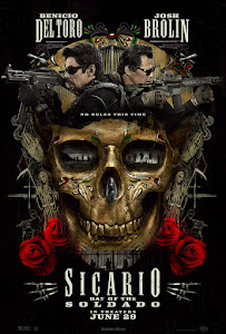 Sicario: Day of the Soldado Poster