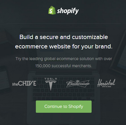 logo of shopfy