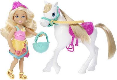JUGUETES - BARBIE y sus hermanas Muñecas Chelsea y su Poni Mattel DLY34 | PELICULA 2016 | A partir de 3 años Comprar en Amazon España