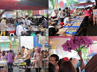 Pasar Kue Tradisional Blok M JTT