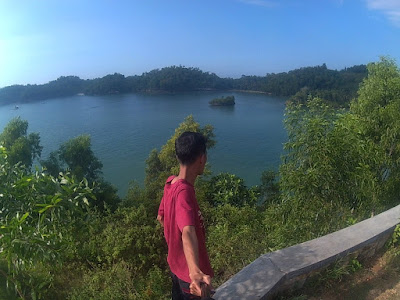 Seperti di Raja Ampat, Papua
