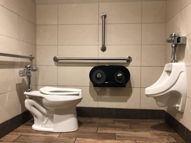 This Bathroom Is Making Me Want To Try Unrealistic Challenges