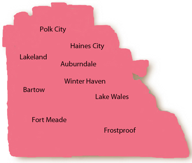 Polk Penny Pinching Free Things To Do In Polk County
