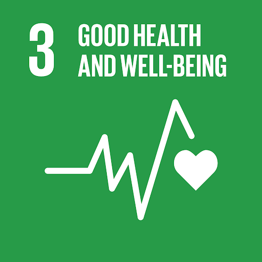 SDG 3: Ensure healthy lives and promote wellbeing for all at all ages