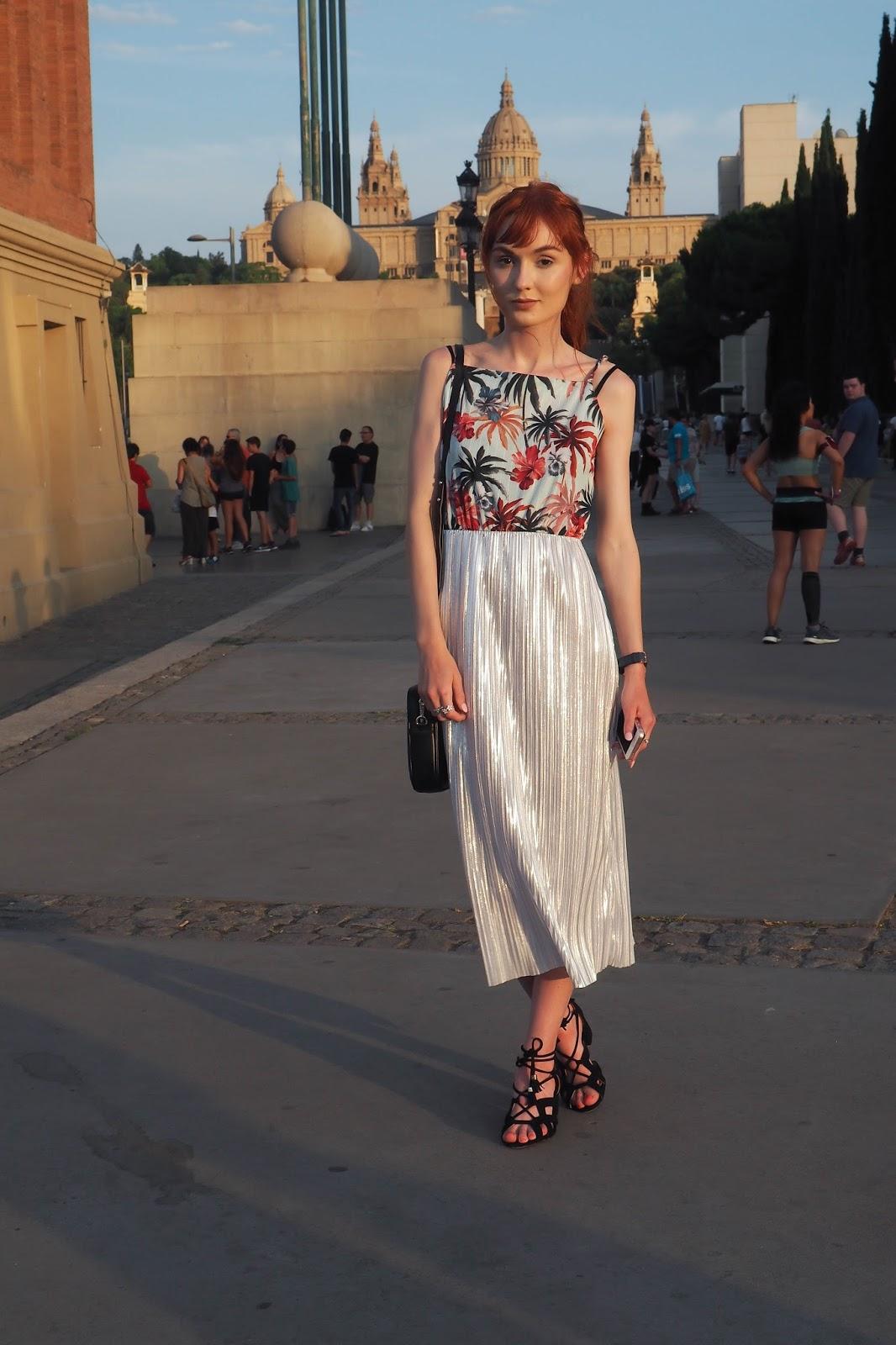 b530d4f99 Barcelona Evening Wear Lookbook   Salt and Chic