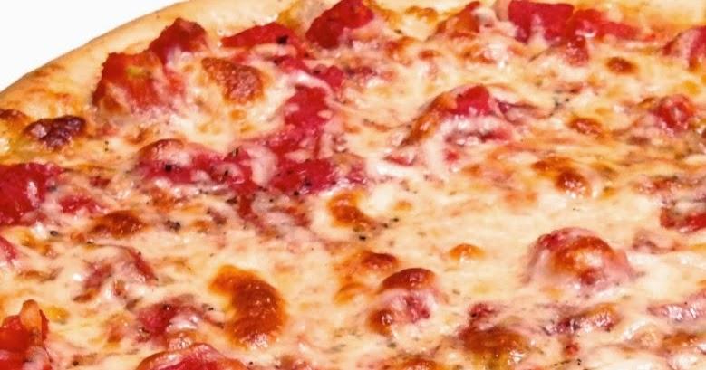 1 recette italienne p te pizza au bl entier cro te paisse pizza l ail - Recette pate a pizza italienne epaisse ...