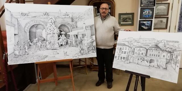 Έκθεση με εκπληκτικές γκραβούρες του Ναυπλίου