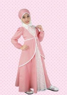 37 Gambar Model Baju Muslim Anak Perempuan Terbaru 2019 Model Baju