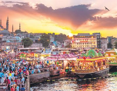 Istanbul meraviglia della tradizione ottomana viaggio a domicilio - Istanbul bagno turco ...