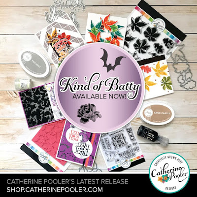 Catherine Pooler's Kind of Batty Release Day is Here!