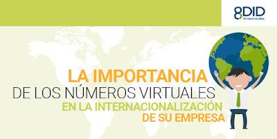 internacionalizacion con los numeros virtuales
