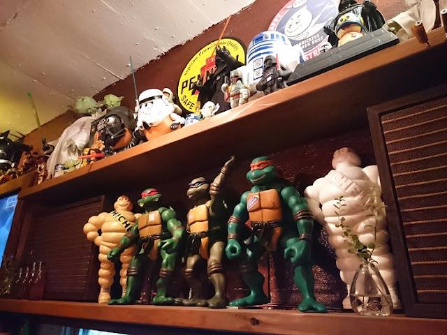 すばcafe Rinkulの店内の写真