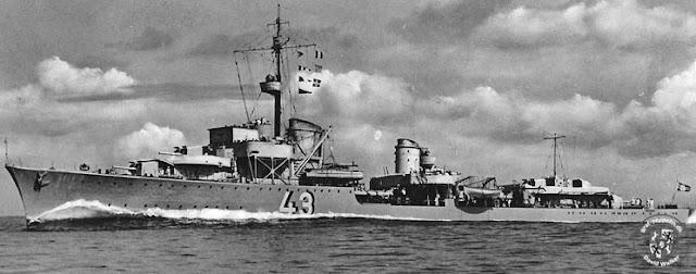 20 November 1939 worldwartwo.filminspector.com Z-21 Kriegsmarine