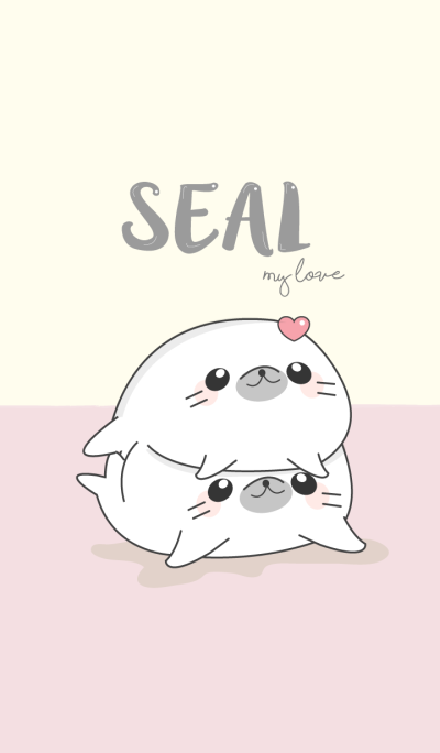 SEAL MY LOVE (Pink ver.)