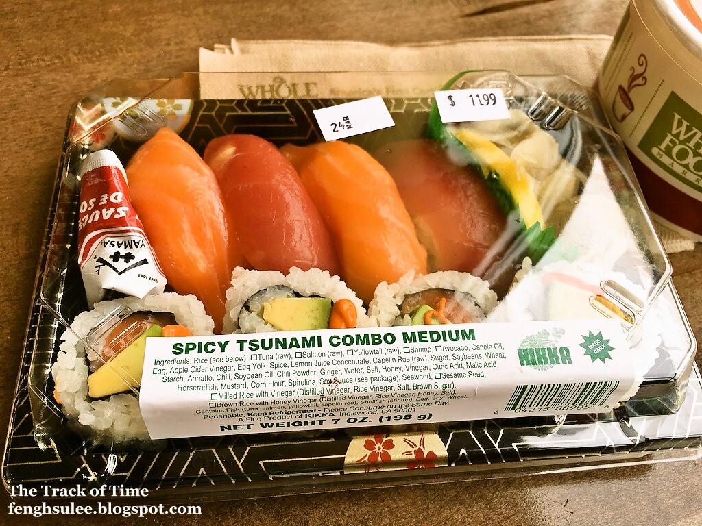 Kikka Sushi Whole Foods Near Here