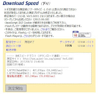 blog.fujiu.jp プロバイダーの裏メニューでインターネットを高速化出来るか (IPoE・IPv6)