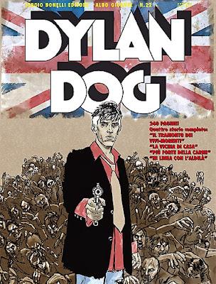 Dylan Dog Gigante #22